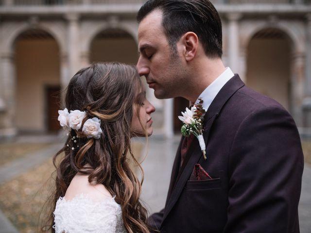 La boda de Samai y Julia en Alcalá De Henares, Madrid 1