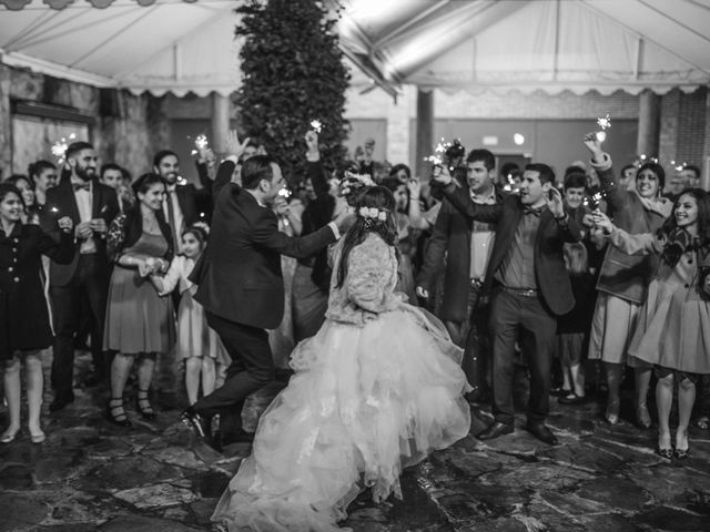 La boda de Samai y Julia en Alcalá De Henares, Madrid 82