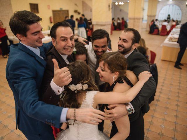 La boda de Samai y Julia en Meco, Madrid 86