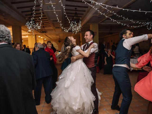 La boda de Samai y Julia en Meco, Madrid 104
