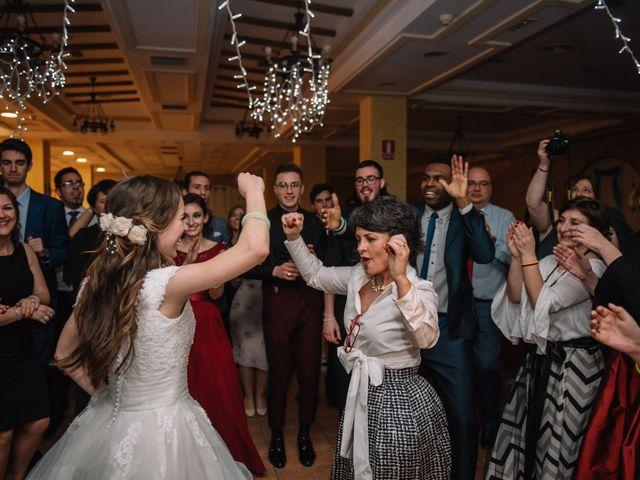 La boda de Samai y Julia en Alcalá De Henares, Madrid 110