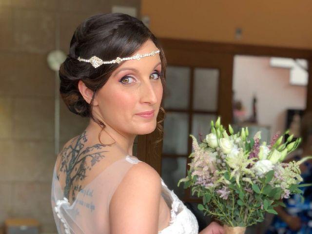 La boda de Gisela y Jairo  en Montornes Del Valles, Barcelona 6