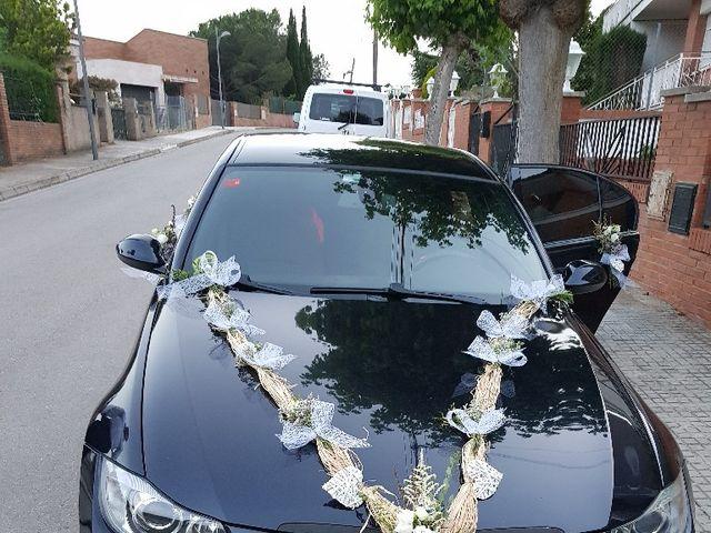 La boda de Gisela y Jairo  en Montornes Del Valles, Barcelona 8
