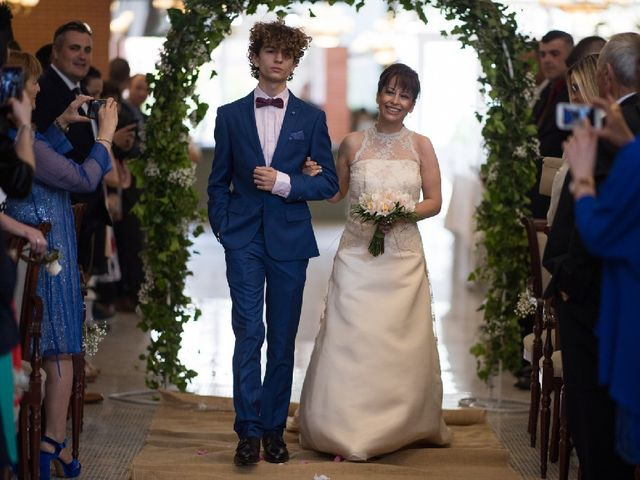 La boda de Miguel y Blanca en Castejon, Navarra 1