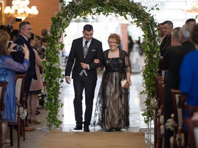La boda de Miguel y Blanca en Castejon, Navarra 2