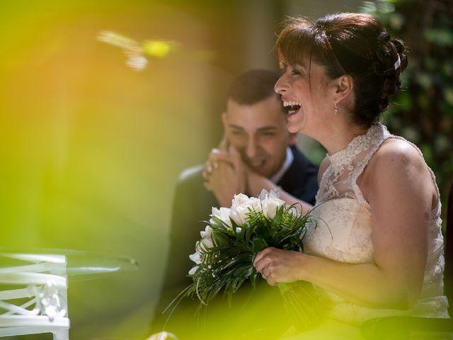 La boda de Miguel y Blanca en Castejon, Navarra 3