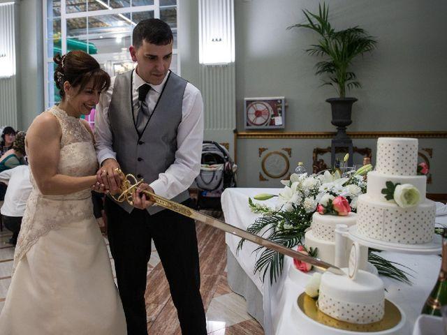 La boda de Miguel y Blanca en Castejon, Navarra 6