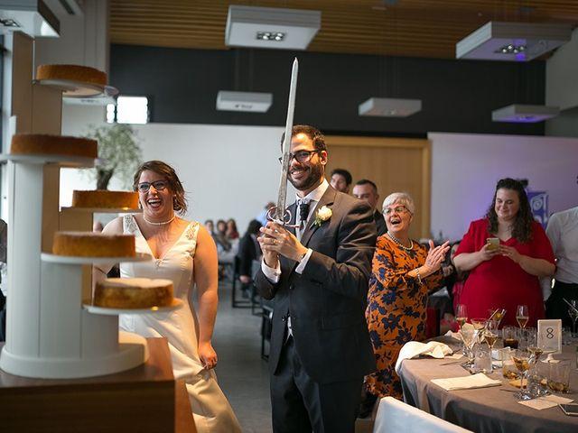La boda de Nacho y Zaira en Benicàssim/benicasim, Castellón 1