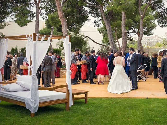 La boda de Nacho y Zaira en Benicàssim/benicasim, Castellón 3