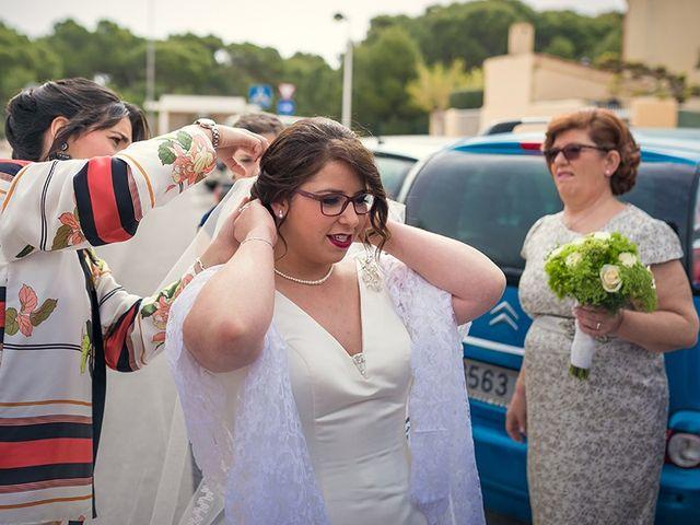 La boda de Nacho y Zaira en Benicàssim/benicasim, Castellón 8