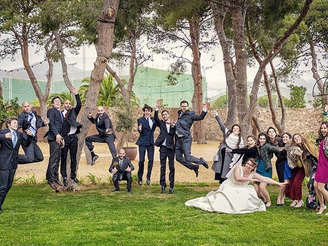 La boda de Nacho y Zaira en Benicàssim/benicasim, Castellón 10