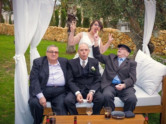 La boda de Nacho y Zaira en Benicàssim/benicasim, Castellón 12