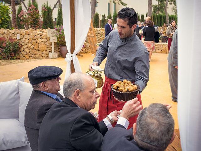 La boda de Nacho y Zaira en Benicàssim/benicasim, Castellón 13