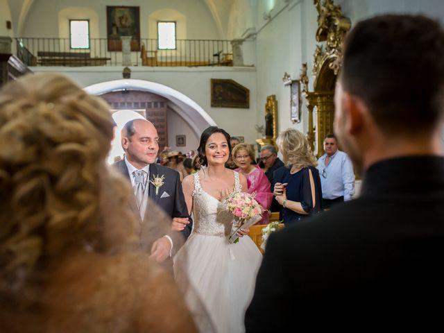 La boda de Miguel y Lourdes en Aliseda, Cáceres 2