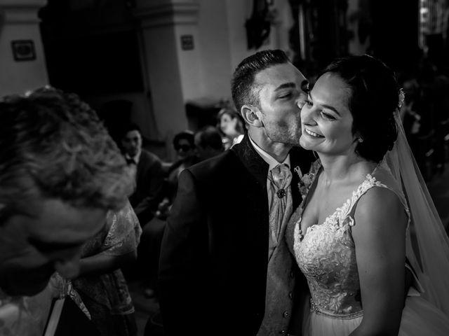 La boda de Miguel y Lourdes en Aliseda, Cáceres 3