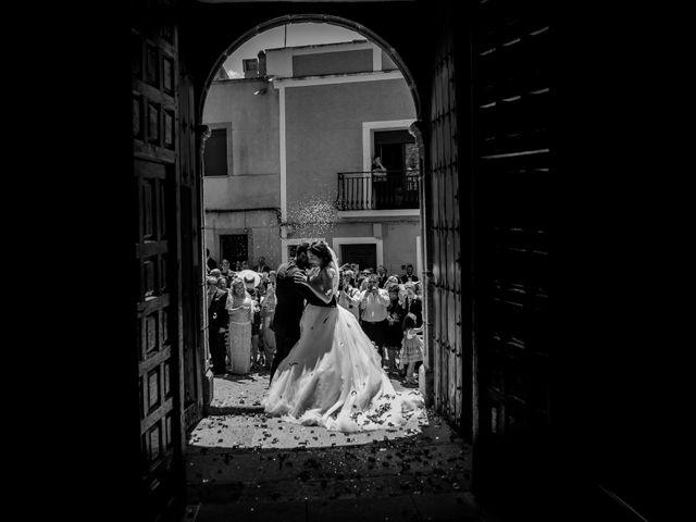 La boda de Miguel y Lourdes en Aliseda, Cáceres 5