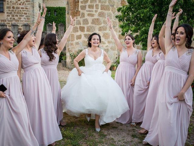 La boda de Miguel y Lourdes en Aliseda, Cáceres 10