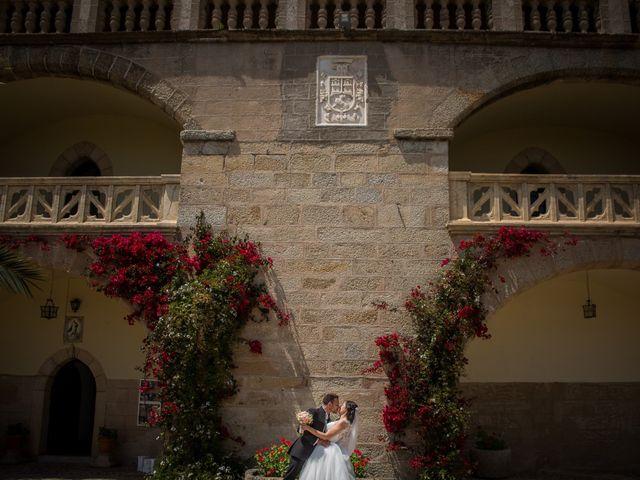 La boda de Miguel y Lourdes en Aliseda, Cáceres 11