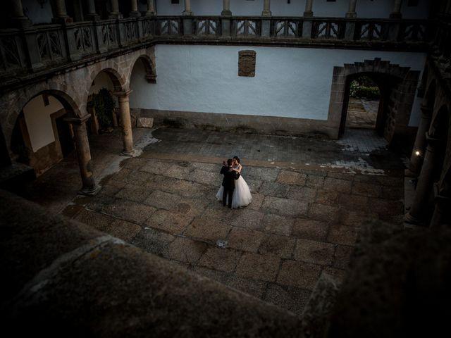 La boda de Miguel y Lourdes en Aliseda, Cáceres 15