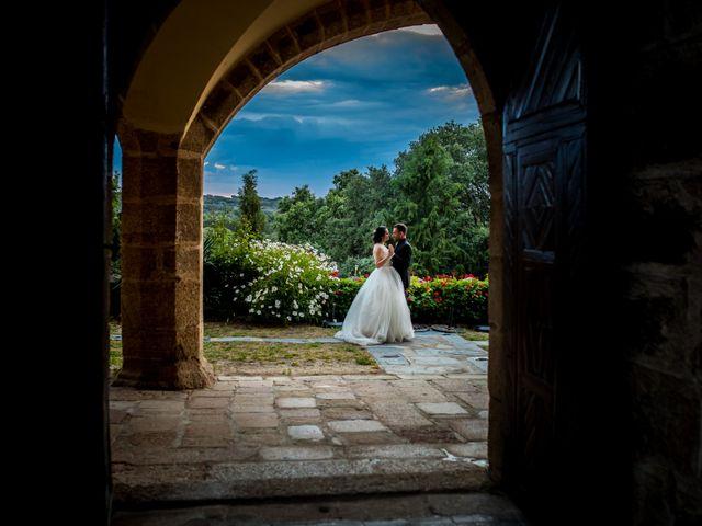 La boda de Miguel y Lourdes en Aliseda, Cáceres 17