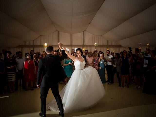 La boda de Miguel y Lourdes en Aliseda, Cáceres 18