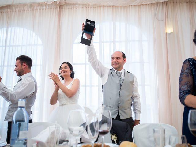 La boda de Miguel y Lourdes en Aliseda, Cáceres 27