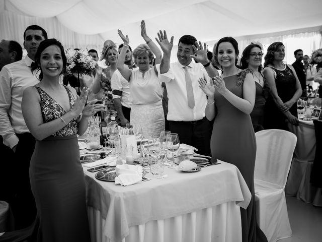 La boda de Miguel y Lourdes en Aliseda, Cáceres 28