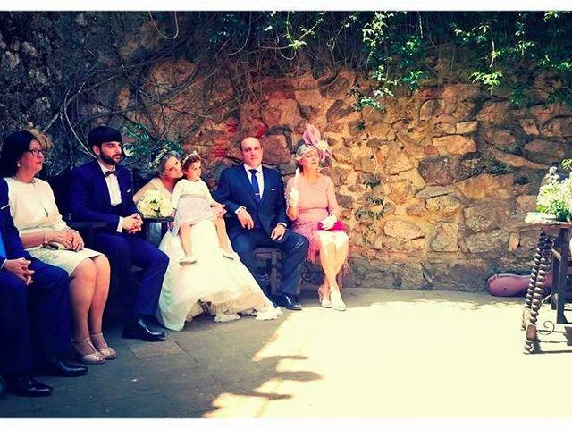 La boda de Nazaret y Flor en Cortegana, Huelva 3