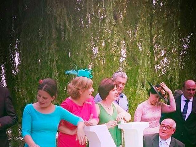 La boda de Nazaret y Flor en Cortegana, Huelva 4