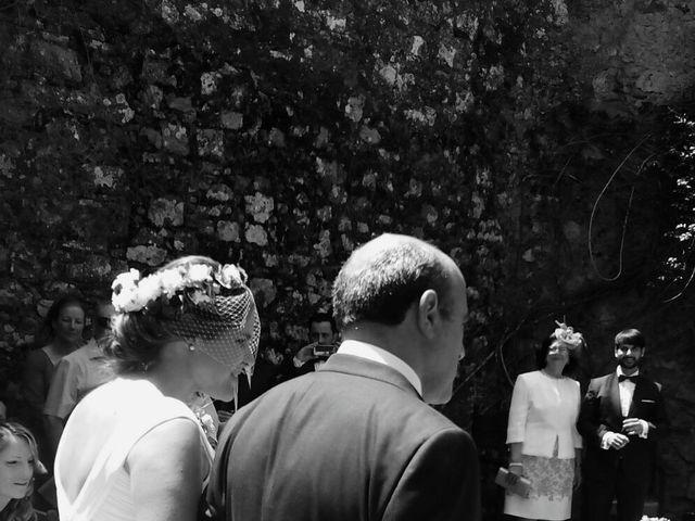 La boda de Nazaret y Flor en Cortegana, Huelva 5
