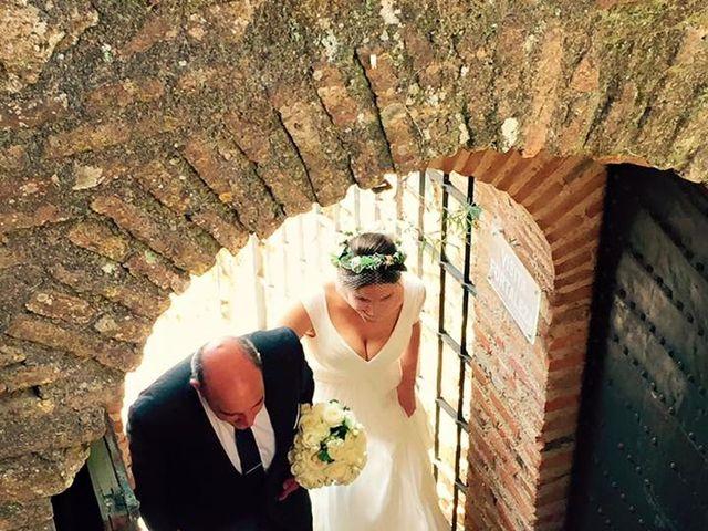 La boda de Nazaret y Flor en Cortegana, Huelva 6