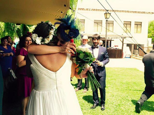 La boda de Nazaret y Flor en Cortegana, Huelva 7
