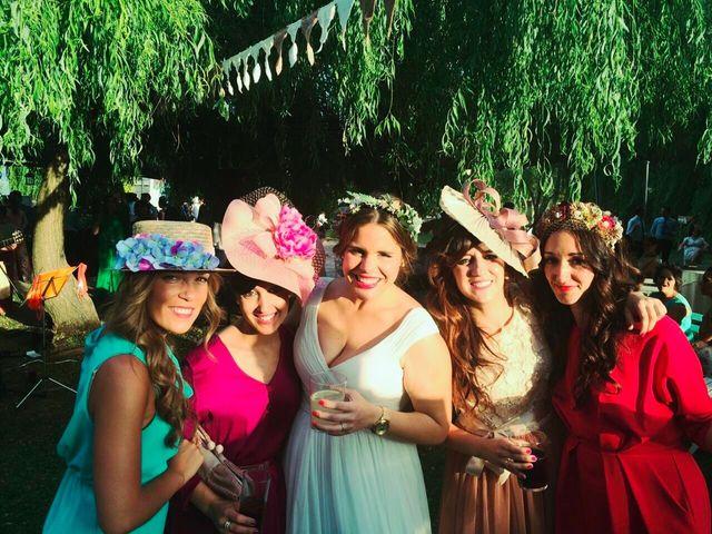 La boda de Nazaret y Flor en Cortegana, Huelva 8