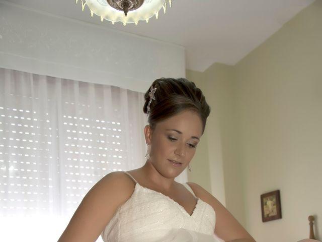 La boda de Antonio y Mª José en Venta Nueva, Almería 8