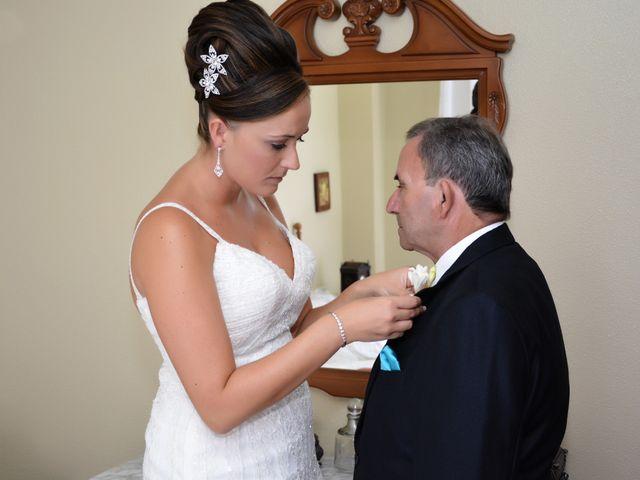 La boda de Antonio y Mª José en Venta Nueva, Almería 9