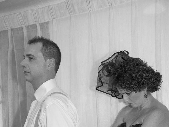 La boda de Antonio y Mª José en Venta Nueva, Almería 14