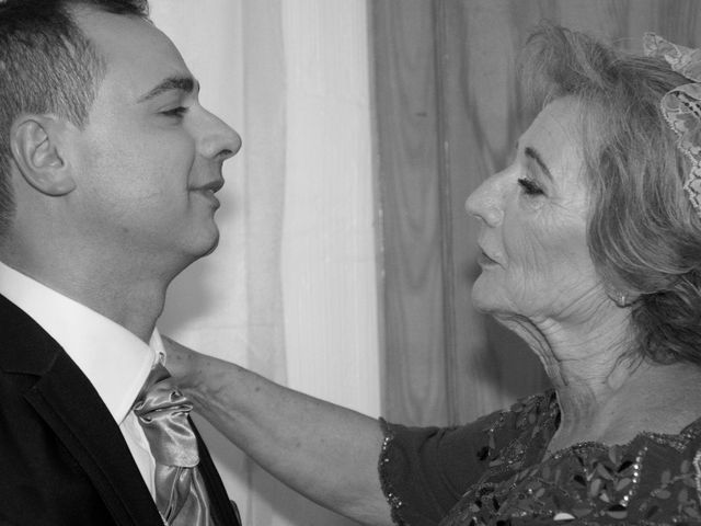 La boda de Antonio y Mª José en Venta Nueva, Almería 16