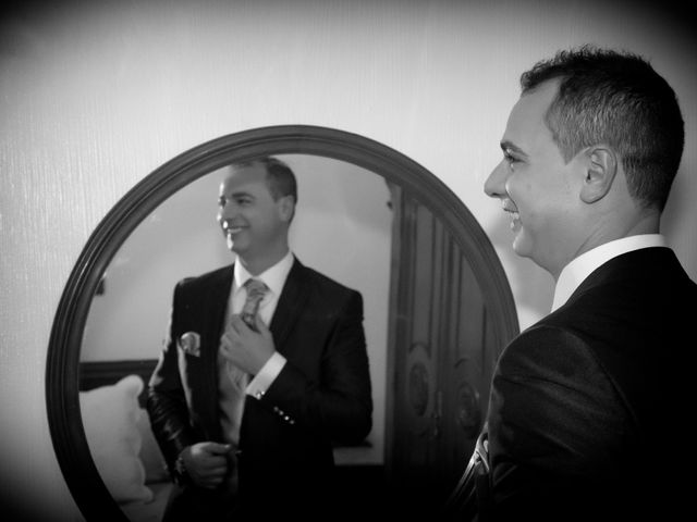 La boda de Antonio y Mª José en Venta Nueva, Almería 18