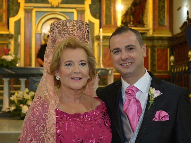 La boda de Antonio y Mª José en Venta Nueva, Almería 21