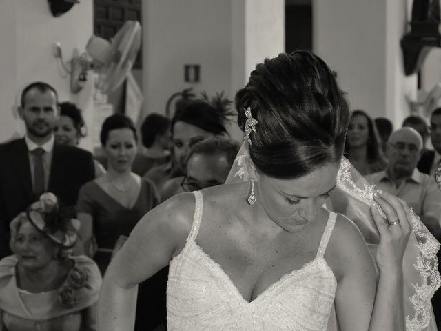 La boda de Antonio y Mª José en Venta Nueva, Almería 23