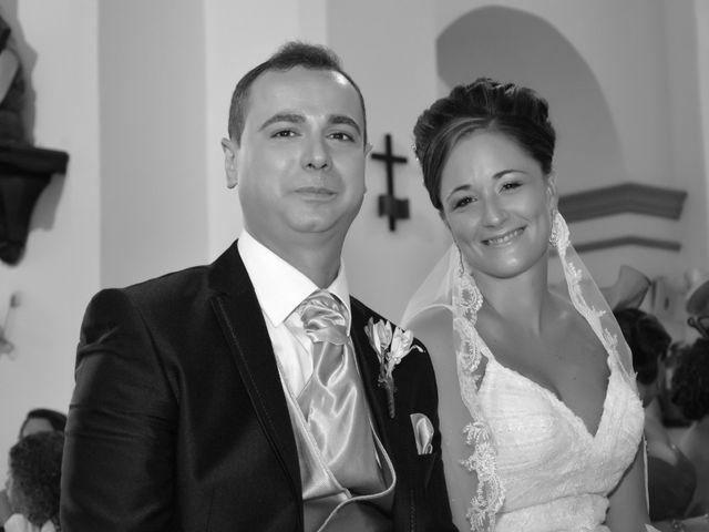 La boda de Antonio y Mª José en Venta Nueva, Almería 24