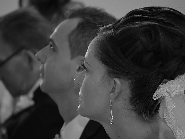 La boda de Antonio y Mª José en Venta Nueva, Almería 25