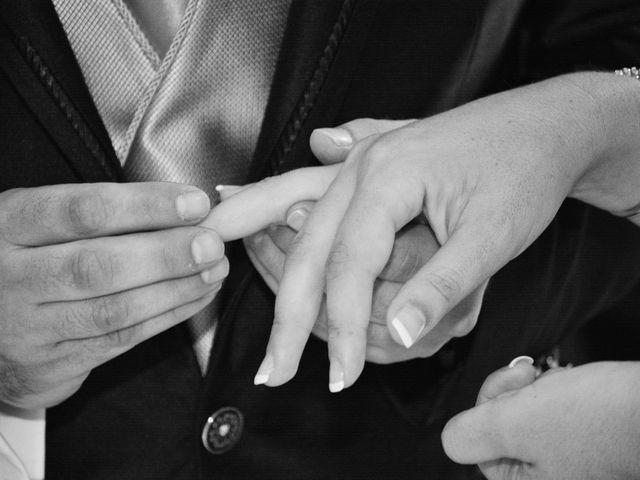 La boda de Antonio y Mª José en Venta Nueva, Almería 26