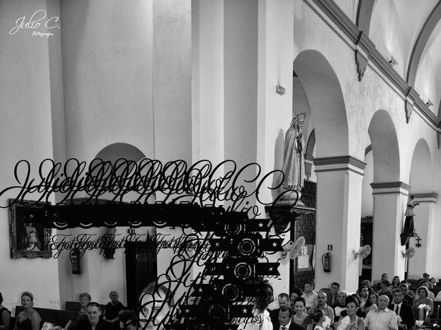 La boda de Antonio y Mª José en Venta Nueva, Almería 27