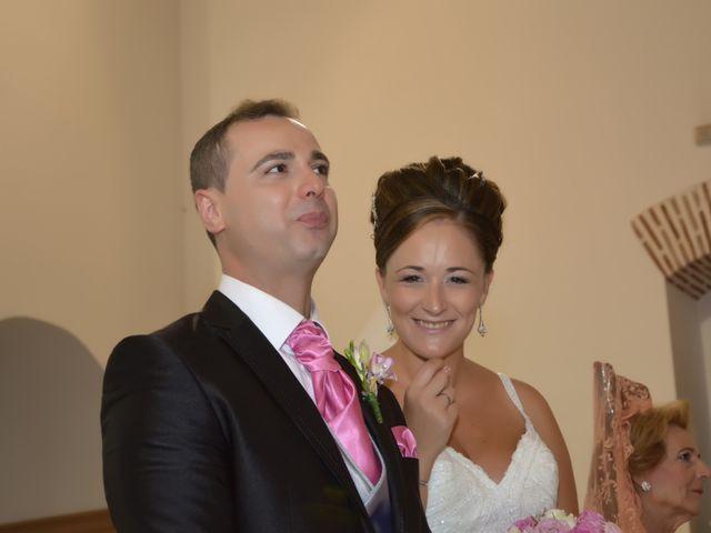 La boda de Antonio y Mª José en Venta Nueva, Almería 28