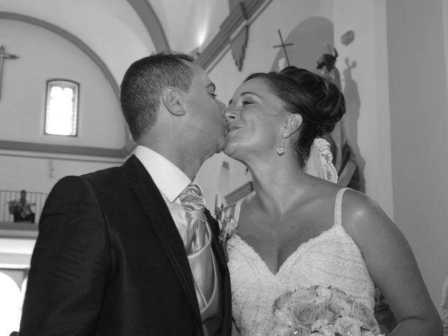 La boda de Antonio y Mª José en Venta Nueva, Almería 29