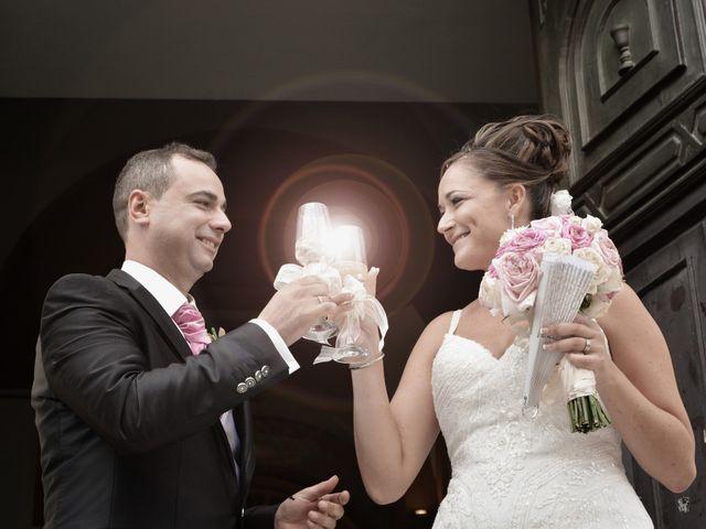 La boda de Antonio y Mª José en Venta Nueva, Almería 31