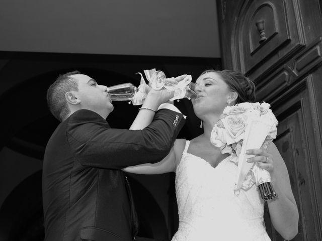 La boda de Antonio y Mª José en Venta Nueva, Almería 32