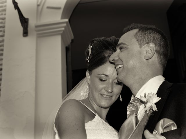 La boda de Antonio y Mª José en Venta Nueva, Almería 33