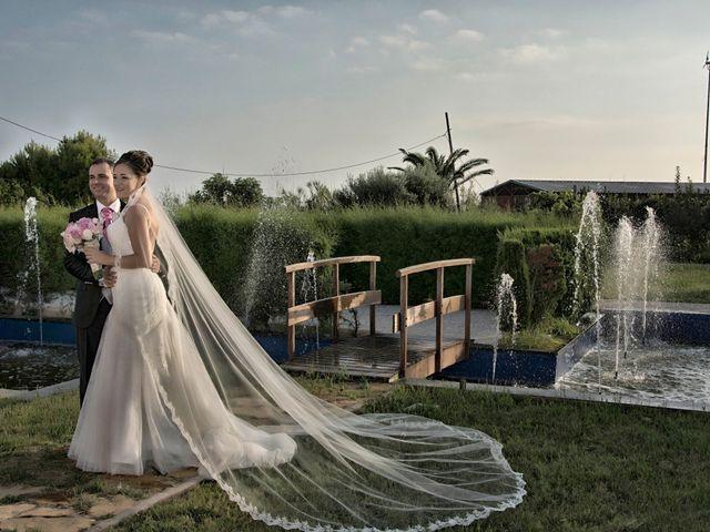 La boda de Antonio y Mª José en Venta Nueva, Almería 34